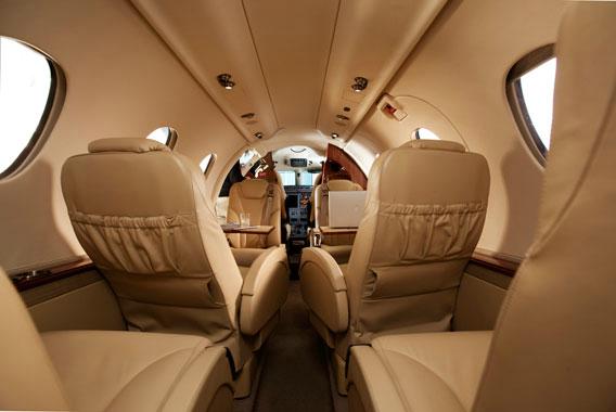 Wnętrze samolotu 2