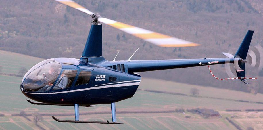 Robinson R66 Turbine