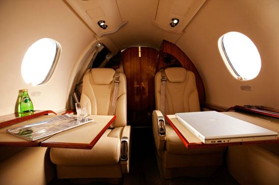 Wnętrze samolotu 3