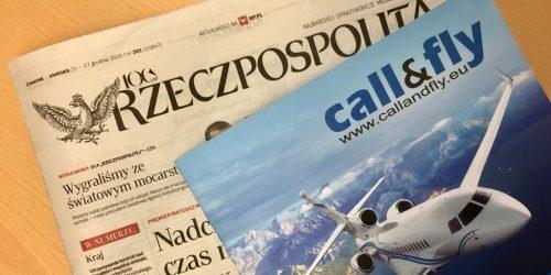 Rzeczpospolita o Call&Fly