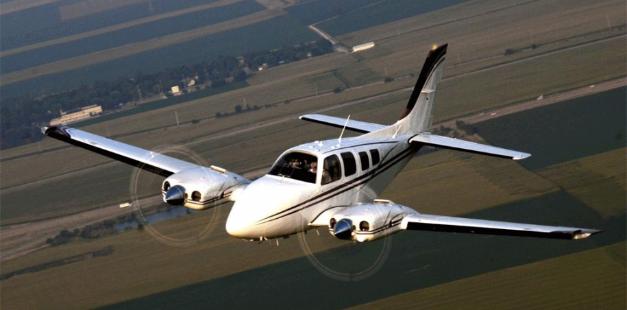 Beechcraft Baron BE58