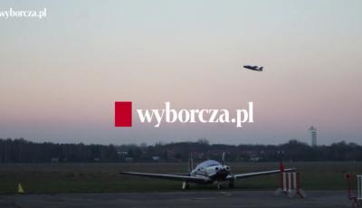 Gazeta Wyborcza o Call&Fly! Obejrzyj film!