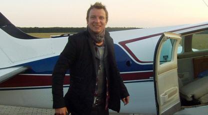 Piotr Kupicha oraz zespół Feel w locie Modlin - Kamień Śląski