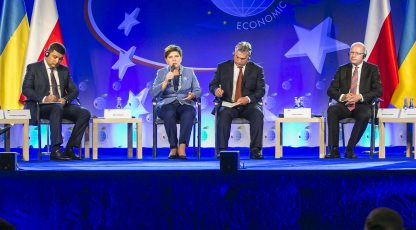 Call&Fly during Krynica-Zdrój Economic Forum 2016