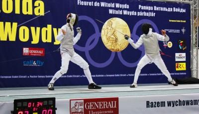 Turniej Pucharu Europy o Floret Witolda Woydy